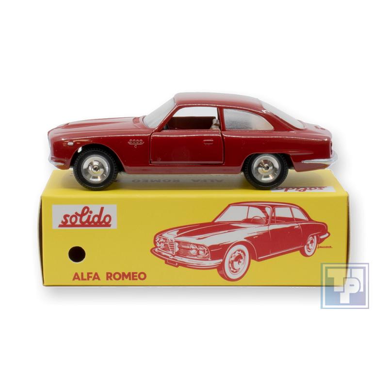 Alfa Romeo, 2600 Sprint Coupe, 1/43