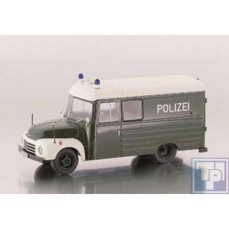 Opel, Blitz Kastenwagen, 1/43