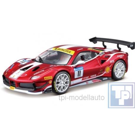 Ferrari, 488 Challenge, 1/24