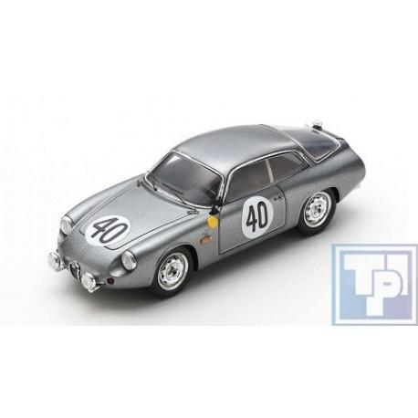 Alfa Romeo, Giulietta Sport Zagato, 1/43