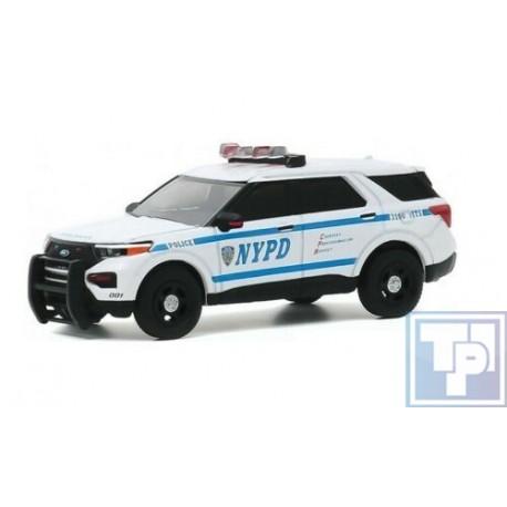 Ford, Police Interceptor utility, 1/64