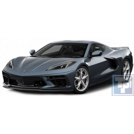 Chevrolet, Corvette C8 Stingray Coupe, 1/18