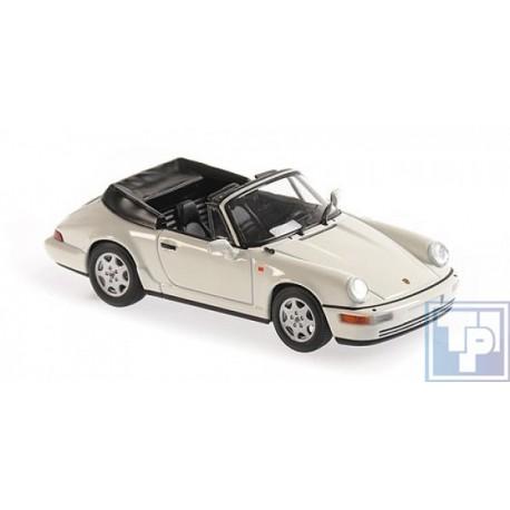 Porsche, 911 Carrera 2 Cabriolet, 1/43