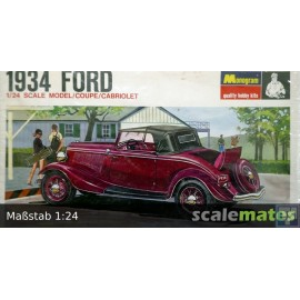 Ford, Coupe Cabriolet, 1/24