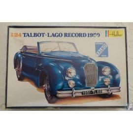 Talbot, Lago Record, 1/24