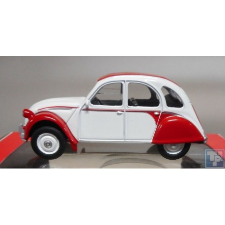 Citroen, 2CV Dolly, 1/64
