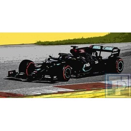 Mercedes-AMG Petronas W11 EQ Performance, 1/43