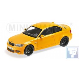 BMW, 1er M Coupe, 1/18
