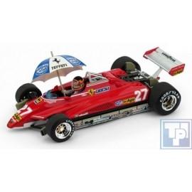 Ferrari, 126C2 turbo, 1/43