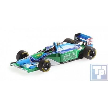 Benetton, Ford B194, 1/43