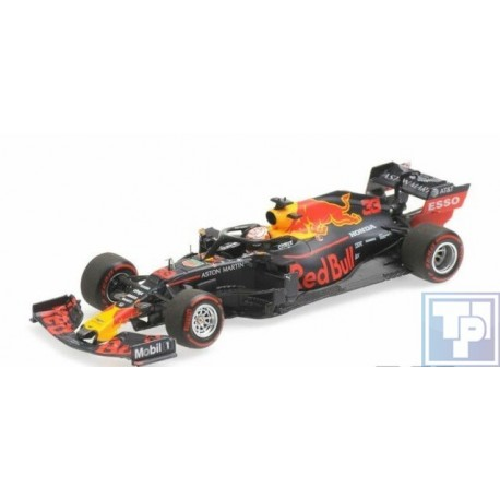 Aston Martin, Red Bull Racing Honda RB15, 1/43
