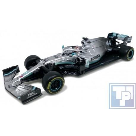 Mercedes AMG F1 W10 EQ Power+, 1/43
