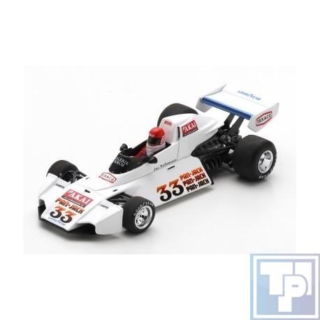Brabham, BT44B, 1/43