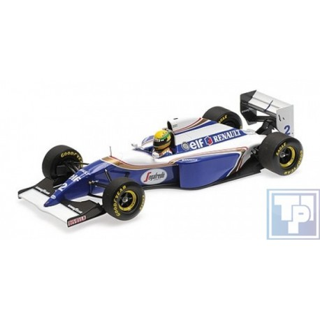 Williams, Renault FW16, 1/18