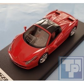 Ferrari, 458 Spyder, 1/43