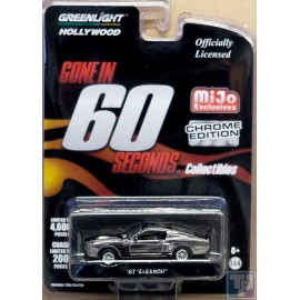 """Ford, Mustang Shelby, """"Eleanor"""", 1/64"""