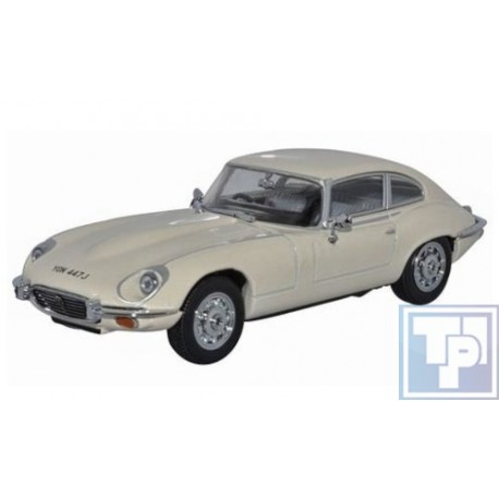 Jaguar, E-type Coupe V12, 1/43