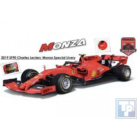 Ferrari, SF90, 1/18