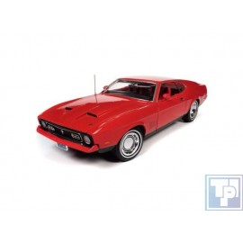 Ford, Mustang Mach 1, James Bond, 1/18