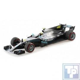 Mercedes, AMG Petronas W10 EQ Power+, 1/18