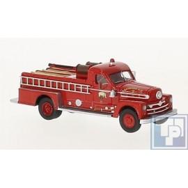 Seagrave, 750 Fire Engine, 1/87