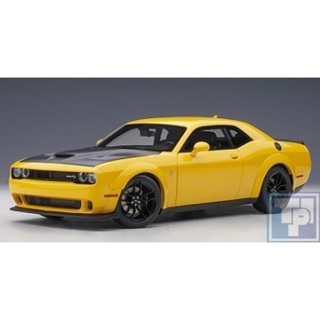Dodge, Challenger SRT Hellcar Widebody, 1/18