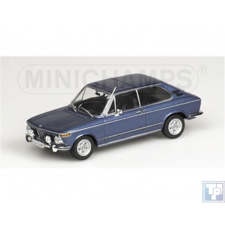 BMW, 2000 Tii Touring, 1/43