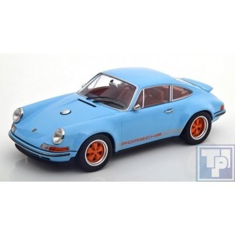 Porsche, 911 Coupe Singer, 1/18