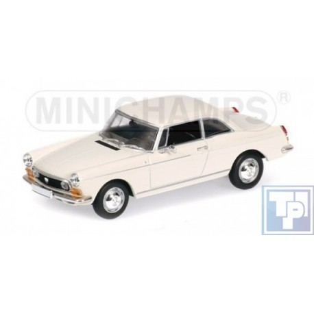 Peugeot, 404 Coupe, 1/43