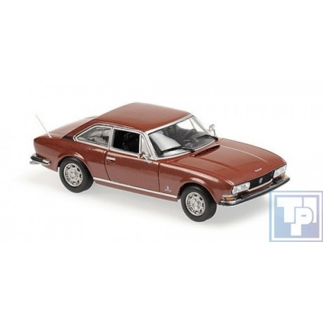 Peugeot, 504 Coupe, 1/43