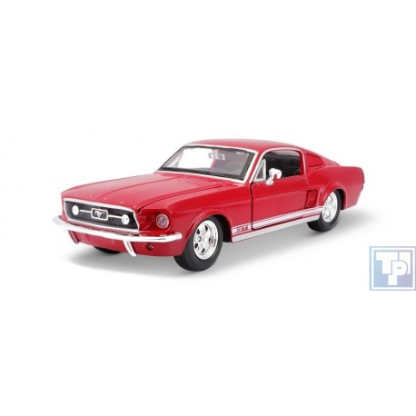 Ford, Mustang GT, 1/24