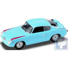 Fiat, 750 Abarth Coupe, 1/43