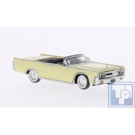 Lincoln, Continental Cabriolet, 1/87