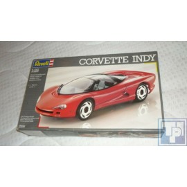 Chevrolet, Corvetty Indy, 1/25