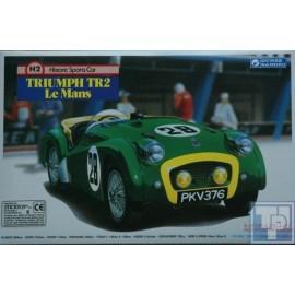 Triumph, TR 2, Le Mans, 1/24