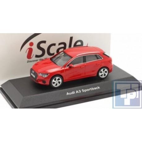 Audi, A3 Sportback, 1/43
