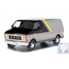 Dodge, RAM B250 Van, 1/43