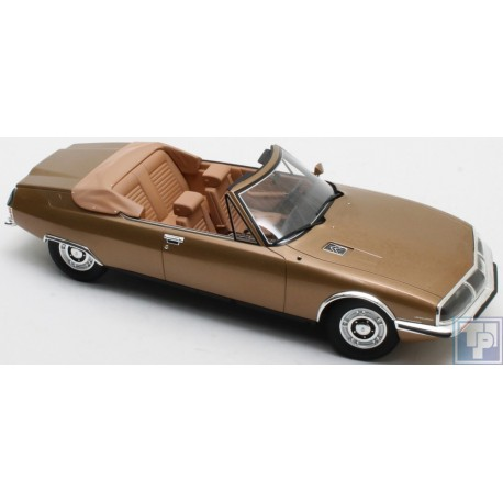 Citroen, SM Mylord Cabriolet by Henry Chapron, 1/18
