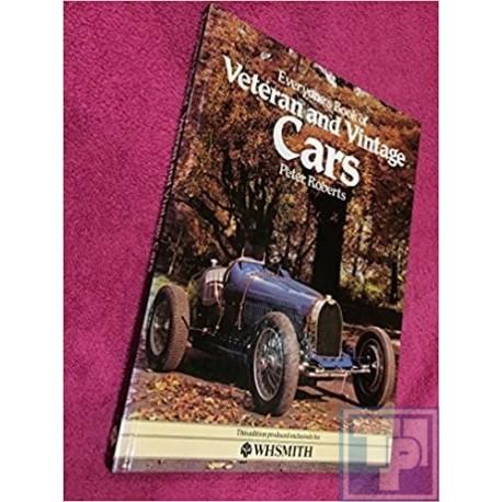 Everyones book of veteran and vintage cars