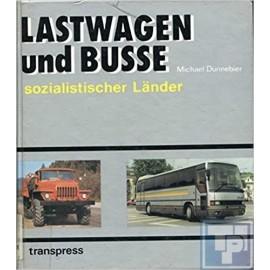 Lastwagen und Busse sozialistischer Laender