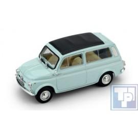 Fiat, 500 Giardiniera, 1/43