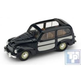 Fiat, 500C Belvedere, 1/43