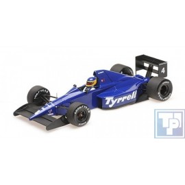 Tyrrell, Ford 018, 1/18