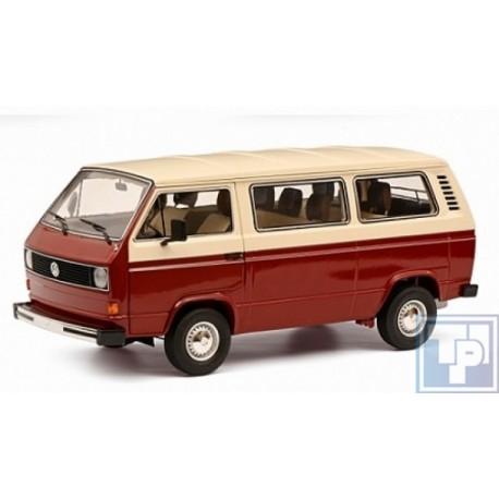 Volkswagen VW, T3A Bus, 1/18