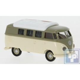 Vollkswagen VW, T1b Camper, 1/87