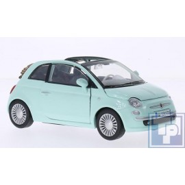 Fiat, 500 Cabriolet, 1/24