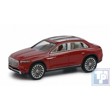 Mercedes, Maybach Vision Ultimate Luxury, 1/43