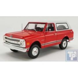Chevrolet, K5 Blazer, 1/18