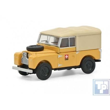 Land Rover, 88, PTT, 1/87