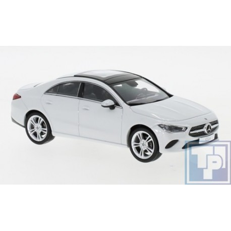 Mercedes-Benz, CLA Coupe (C118), 1/43